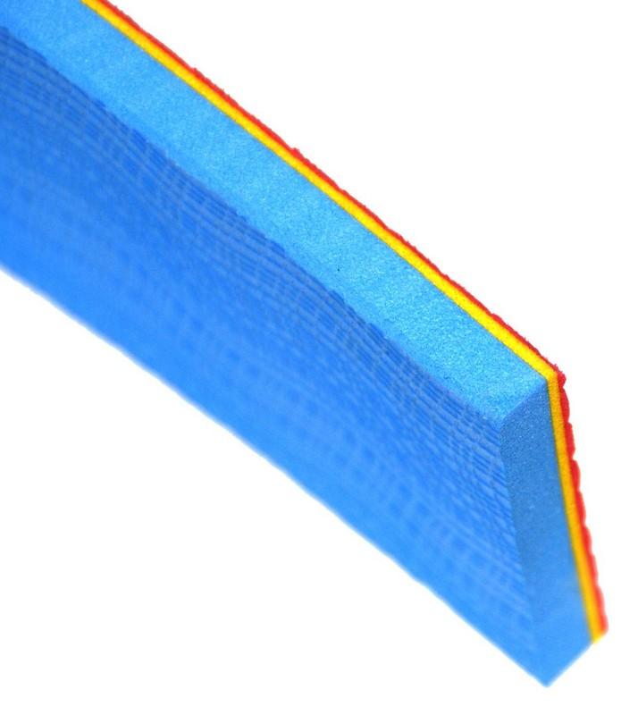 Продажа дублированного EVA с 3Д сеткой для спортивной обуви в компании «Жанетт».