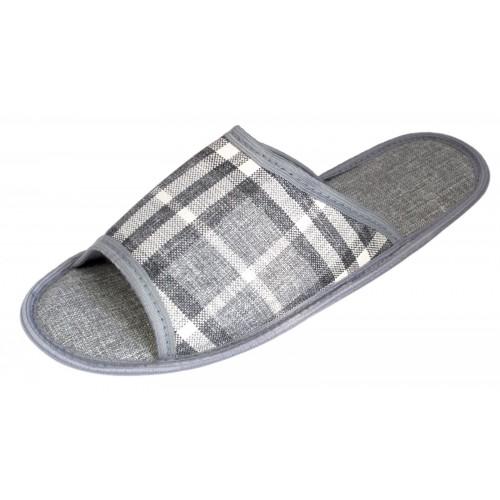 Туфли домашние мужские открытые ТД-11