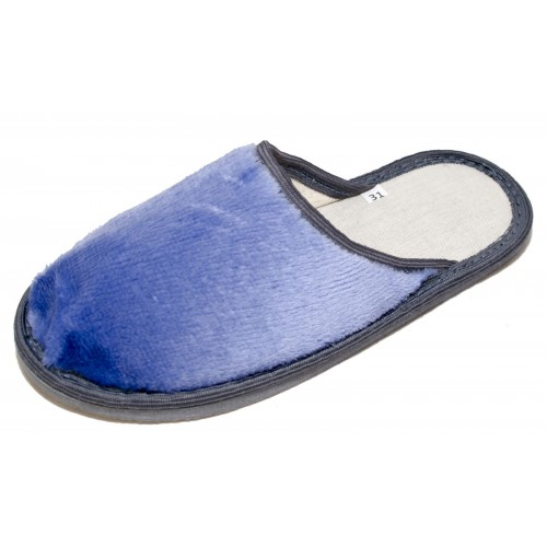 Туфли домашние детские с закрытым носом