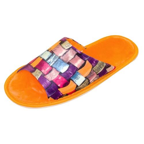 Туфли домашние женские открытые TY-1039