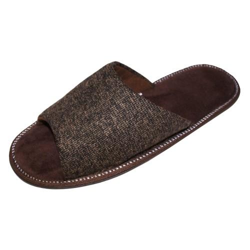 Туфли домашние мужские открытые TY-1050