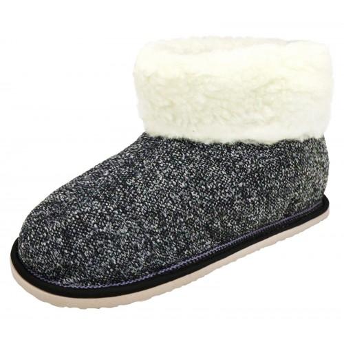 Туфли комнатные мужские чуни-2