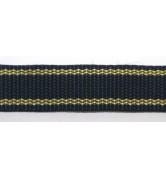 Стропа черно-желтая 2